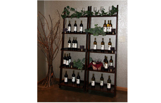 photo of wine chest